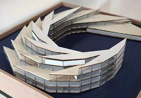 6 materiales basicos para maquetas #architektonischepräsentation