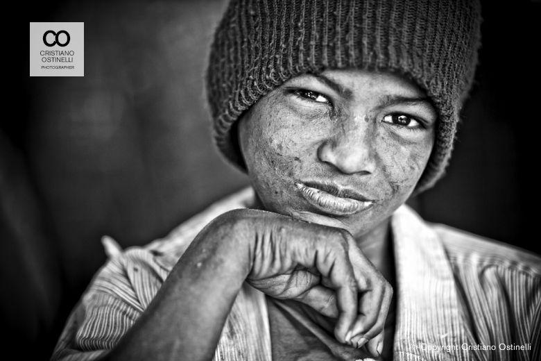 Photographer Lee Jeffries Striking Portraits Will Change: Cristiano Ostinelli, Fotoreporter, Dhaka, Bangladesh