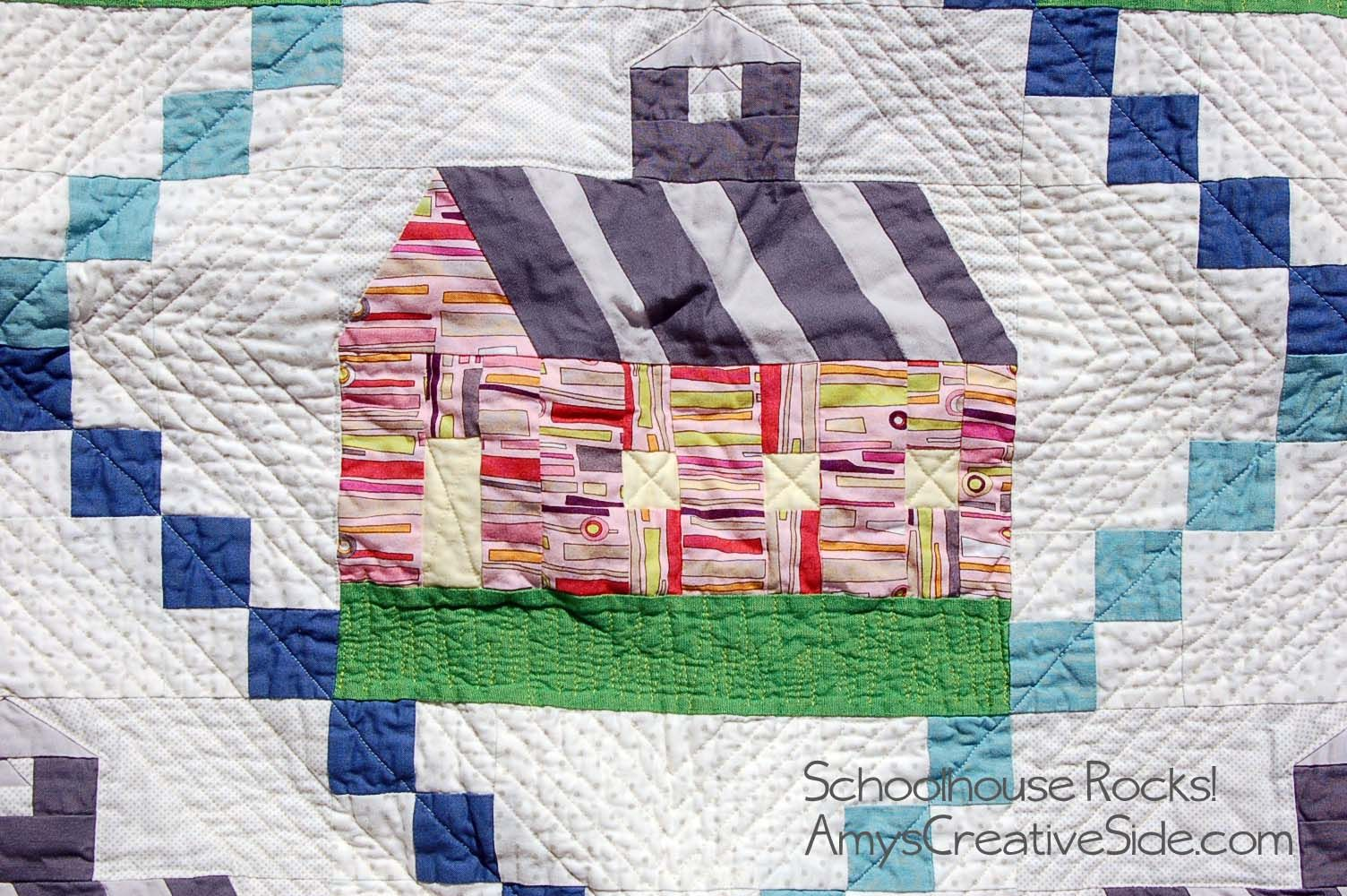 Schoolhouse Rocks from Amy's Creative Side-