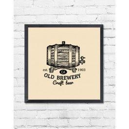 Quadro Vintage Cerveja Fine Series 2
