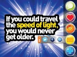 Weird but True! - National Geographic App for iPad is stimulating and thought provoking. We like it!