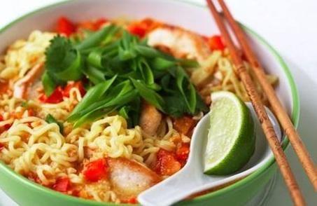 Resep Membuat Mie Kuah Pedas Enak Praktis Resep Masakan Khas Indonesia Resep Resep Masakan Indonesia Resep Masakan