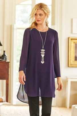 relaxed elegance tunic  casual wear dress tunic outfit