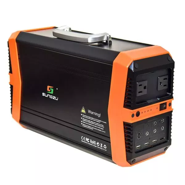 Portable Generator Power Station Traveltresure Portable Generator Power Station Solar Charger
