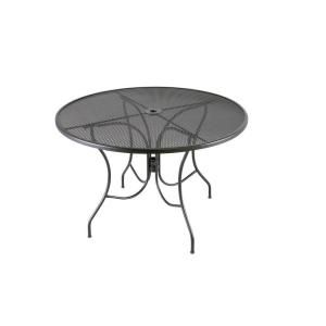Plantation Patterns Napa 44 In Round Patio Dining Table 1 4400 00