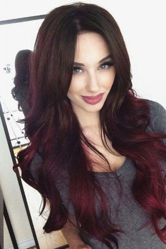 different hair coloring styles wonderful hair colors ideas for winter hair 3483