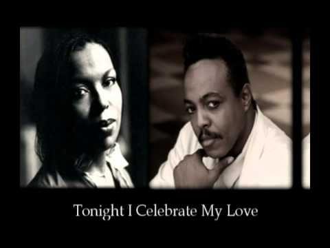 Roberta Flack Peabo Bryson Tonight I Celebrate My Love Peabo Bryson Roberta Flack My Love