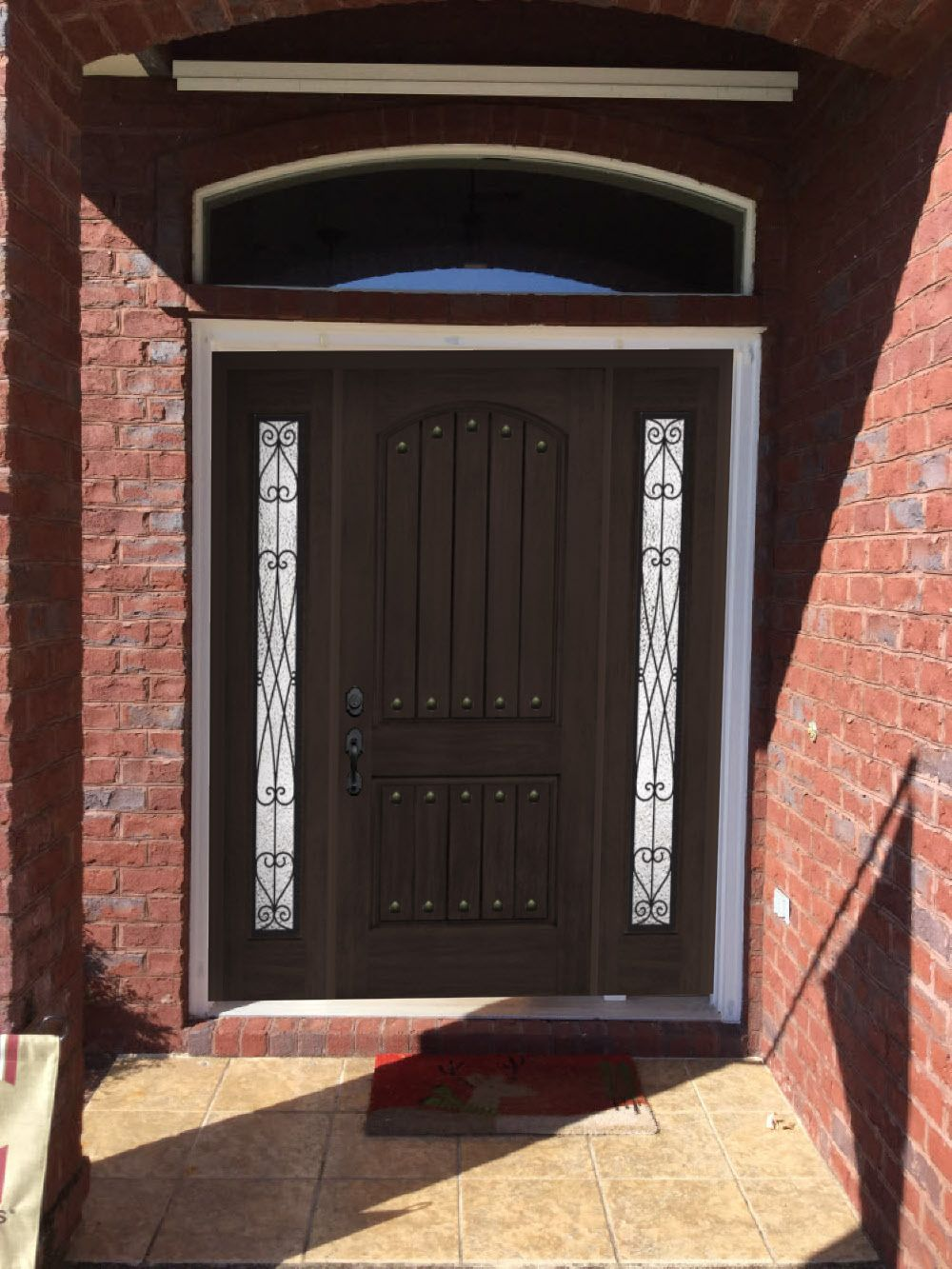 Take A Look At My Entry Door Project That I Created With Plastpro