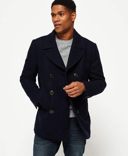 Superdry Rookie Merchant Line Peacoat | Products in 2019