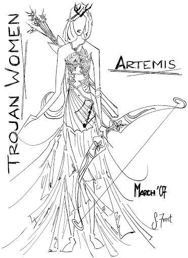 Artemis Greek Goddess Symbols Yahoo Image Search Results Mis