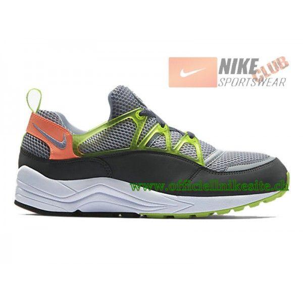 uk availability 2dddd 85a69 Nike Air Huarache Light FB - Chaussure Nike Pas Cher Pour Homme Gris  725156-001,Nike Air Huarache Light FB,Nike Air Huarache Light FB Pas Cher,Nike  Air ...