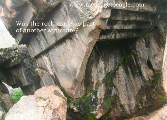 Enigma Of Ancient Upside Down Stairs At Sacsayhuaman Con Immagini