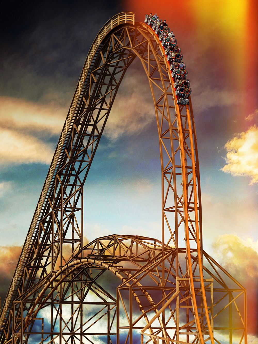 5 New Record-Breaking Rides That Will Terrify You This Summer ...
