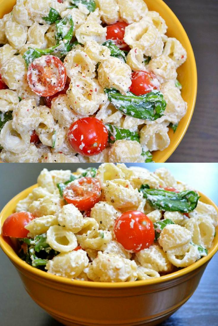 This Is The Best Pasta Salad Recipe Ever According To Pinterest Best Pasta Salad Pasta Salad Recipes Pasta Salad