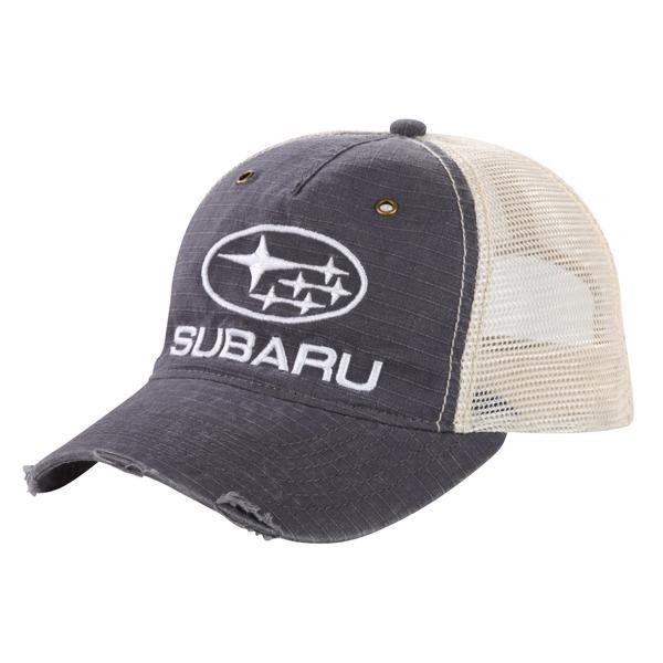 339f90190b1ee Subaru Ripstop Mesh Baseball Cap Hat - Shop Auto Accessories   Misc ...