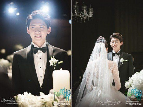 Former U Kiss Member Dongho And His Wife Tie The Knot Allkpop Com Getting Married U Kiss Kiss Members