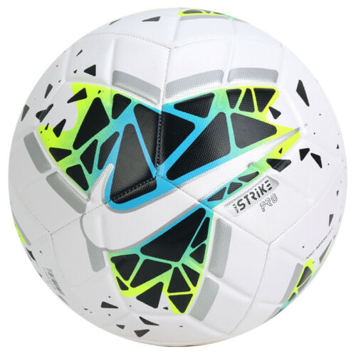 Nike Strike Pro Soccer Football Ball White Sc3915 101 Size 5 In 2020 Football Ball Soccer Football