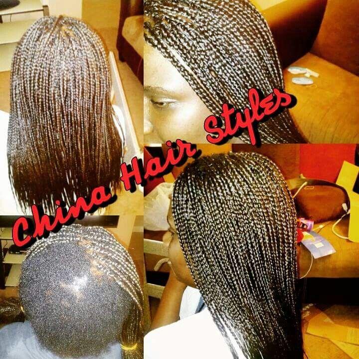 d4387291ef1bd28ce881669a88384779 - How Short Can Your Hair Be To Get Box Braids