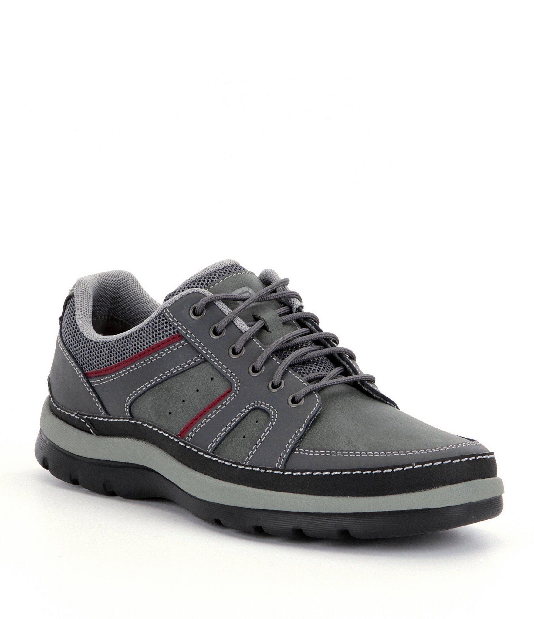 lägsta pris utförsäljning köp på nätet Rockport Men's Get Your Kicks Mudguard Blucher Sneakers ...