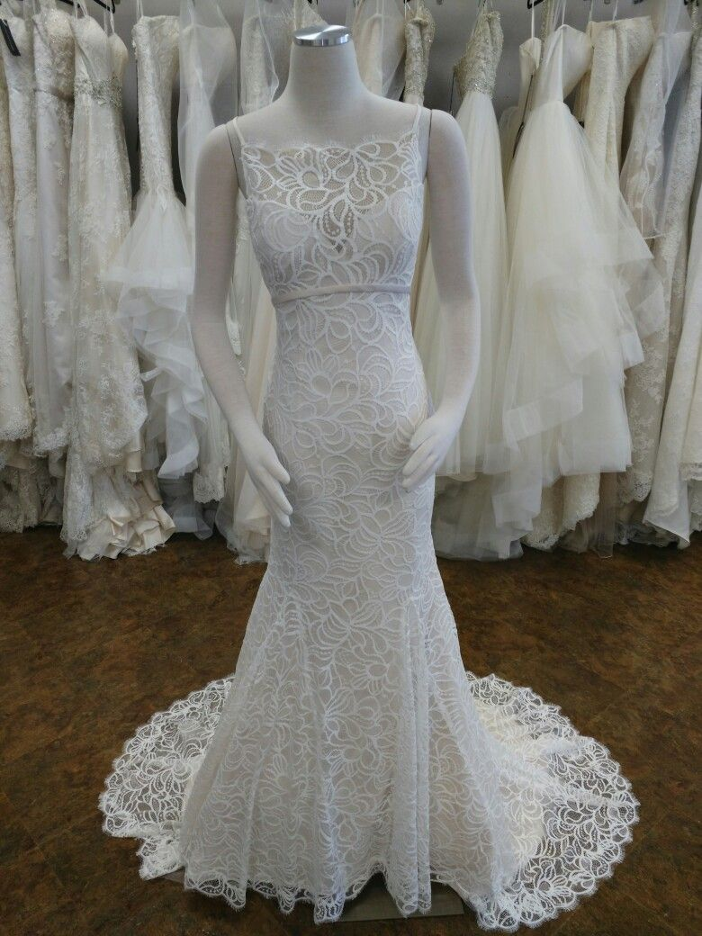 Lillian West Bridal 6480 at Absolute Haven Bridal in Tallahassee ...