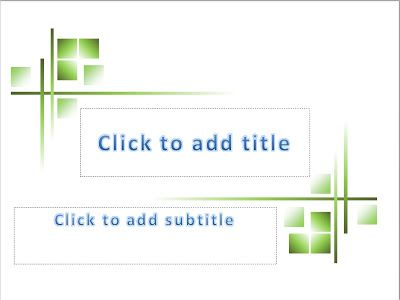 The Simple Template Powerpoint For Your Presentation This Template