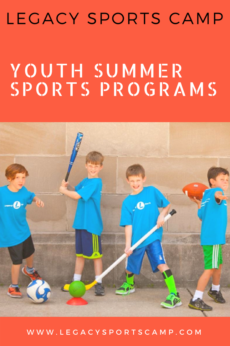 Legacy Sports Camp Will Be Offering A Variety Of Youth Summer Sports Camps For Kids In K 8 Grades The Fun Starts S Sports Camp Sports Programme Youth Sports
