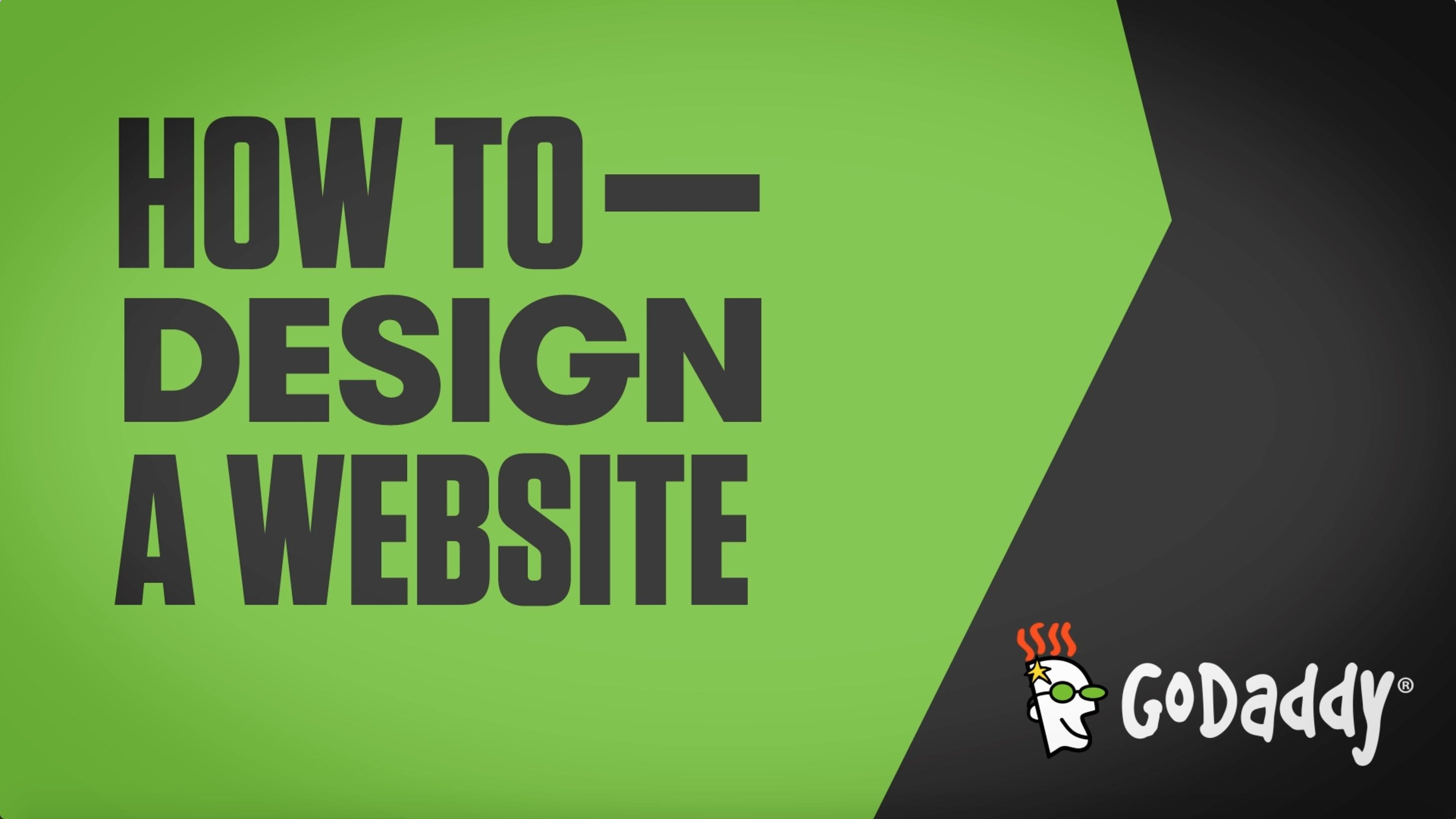 Learn how to design a website with guidance and advice from
