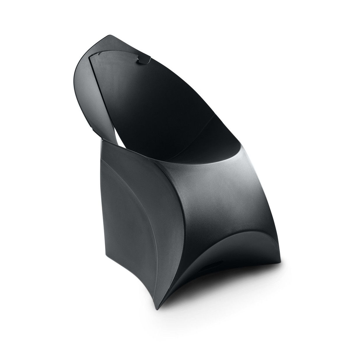 Phenomenal Flux Folding Chair Jet Black By Douwe Jacobs And Tom Beatyapartments Chair Design Images Beatyapartmentscom
