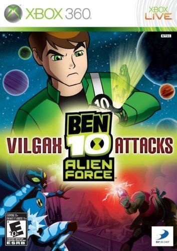 Ben 10 Alien Force Vilgax Attacks Xbox 360 By D3 Publisher Printable Coupon Discount Fun Click Here Ben 10 Alien Force Ben 10 Ben 10 Ultimate Alien