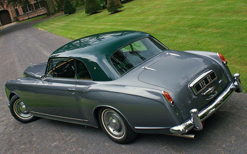 Bentley S1 Continental Park Ward FHC