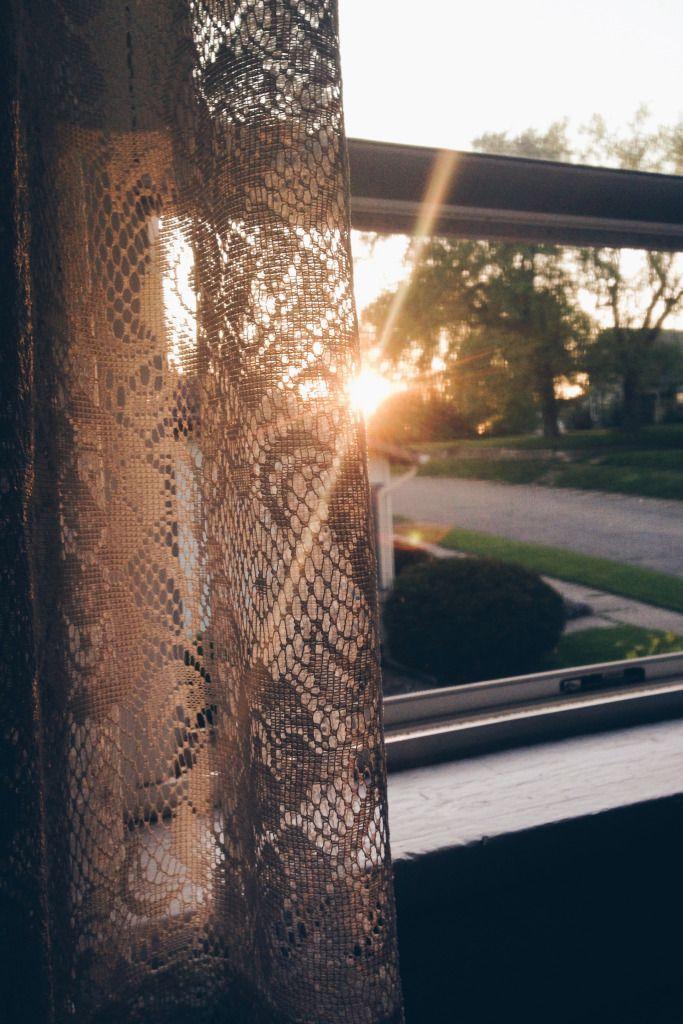 weekend evening light