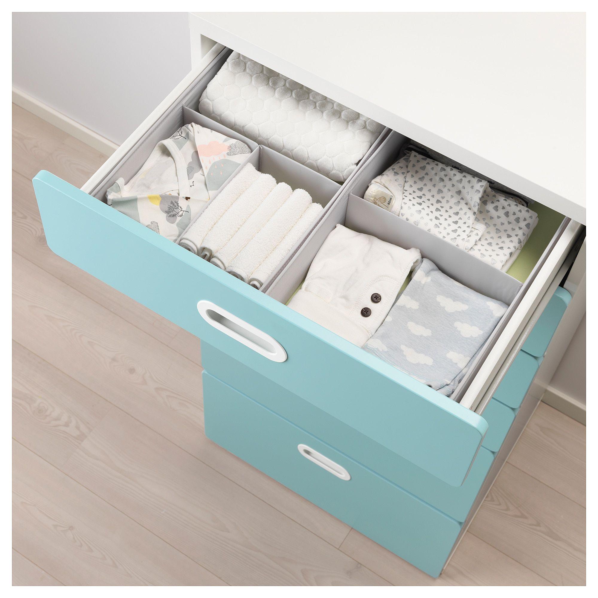 Mini Cassettiera Fai Da Te ikea - stuva / fritids 6-drawer chest | 6 drawer chest