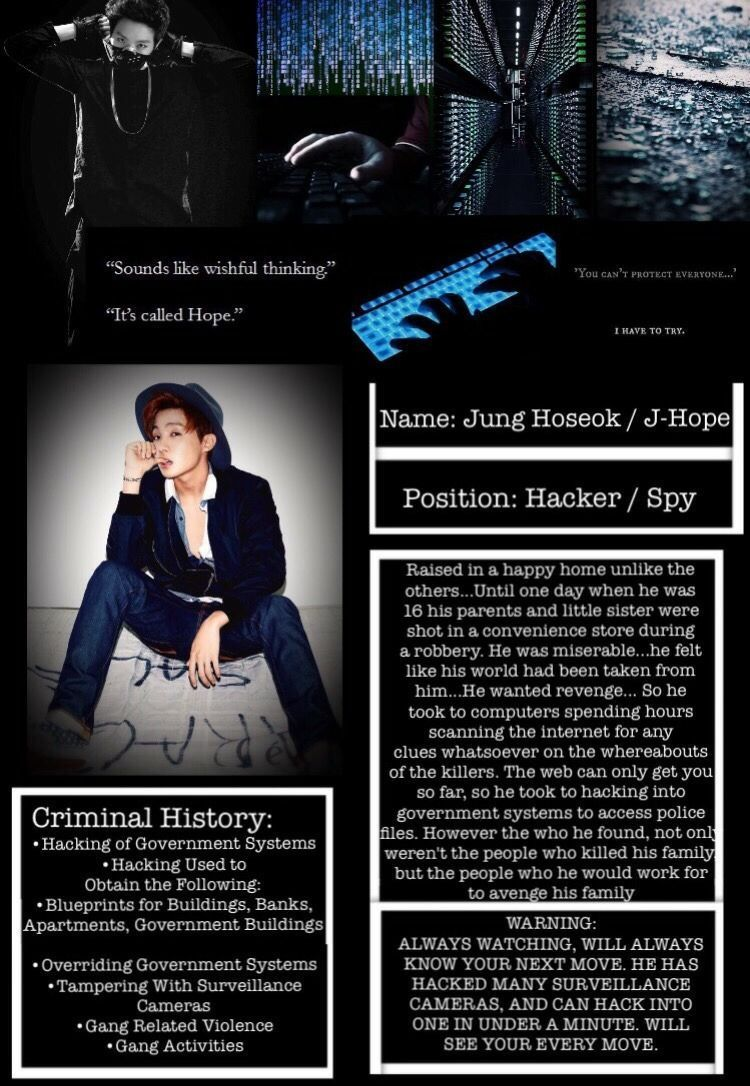 BTS Roleplay - [RP] Criminal AU | Fanfiction prompts | Bts