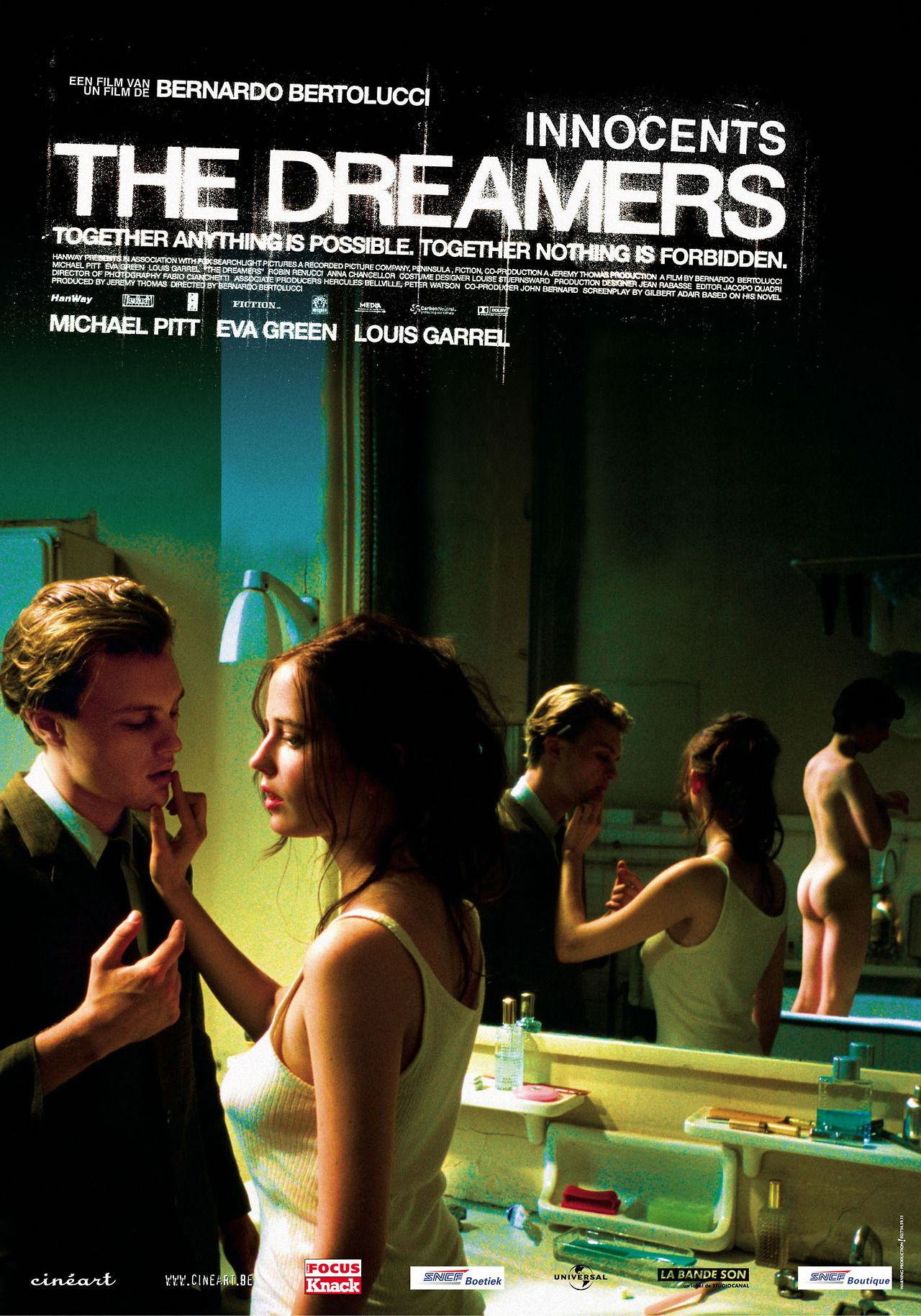 The Dreamers Streaming