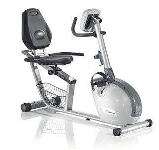 The Nautilus R514 Recumbent Bike Lets You Ride Longer And Harder