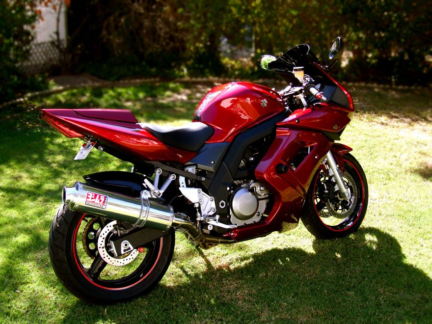 2006 Sv650S...had to have one.. | Cars I had... | Pinterest | Finals ...