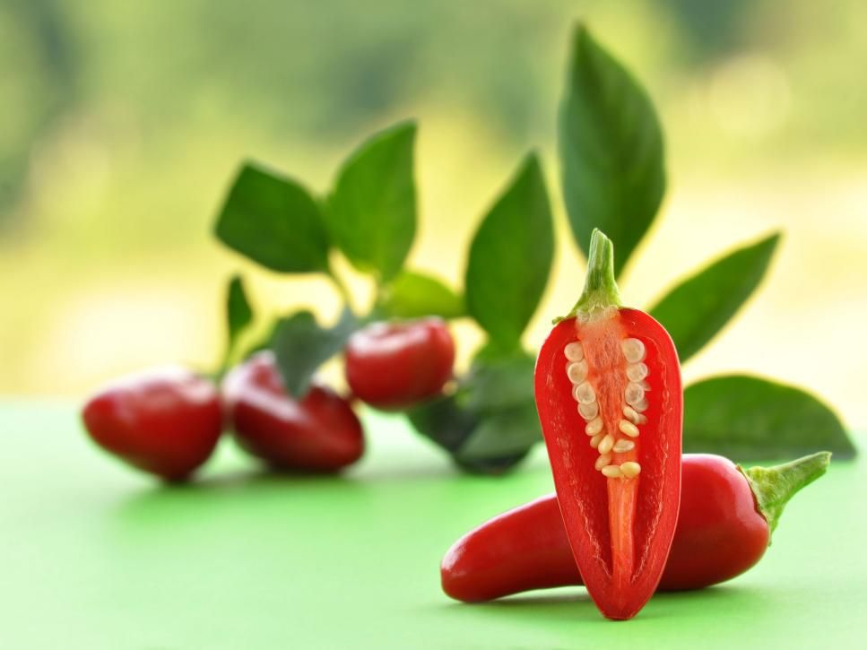 Chile Peppers And Their Heat Levels Scoville Heat Scale
