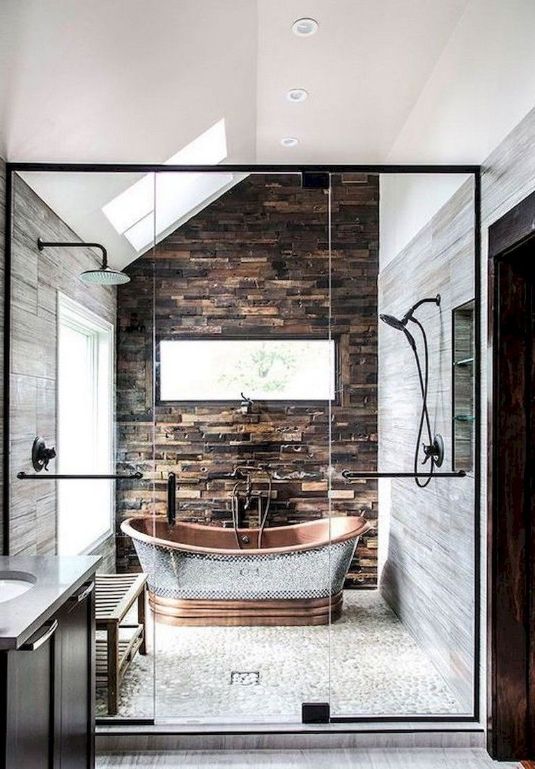 Photo of 80 Good Modern Farmhouse Master Bathroom Remodel Ideas