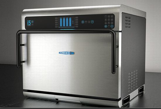 Turbochef Commercial Ovens Toast Brown