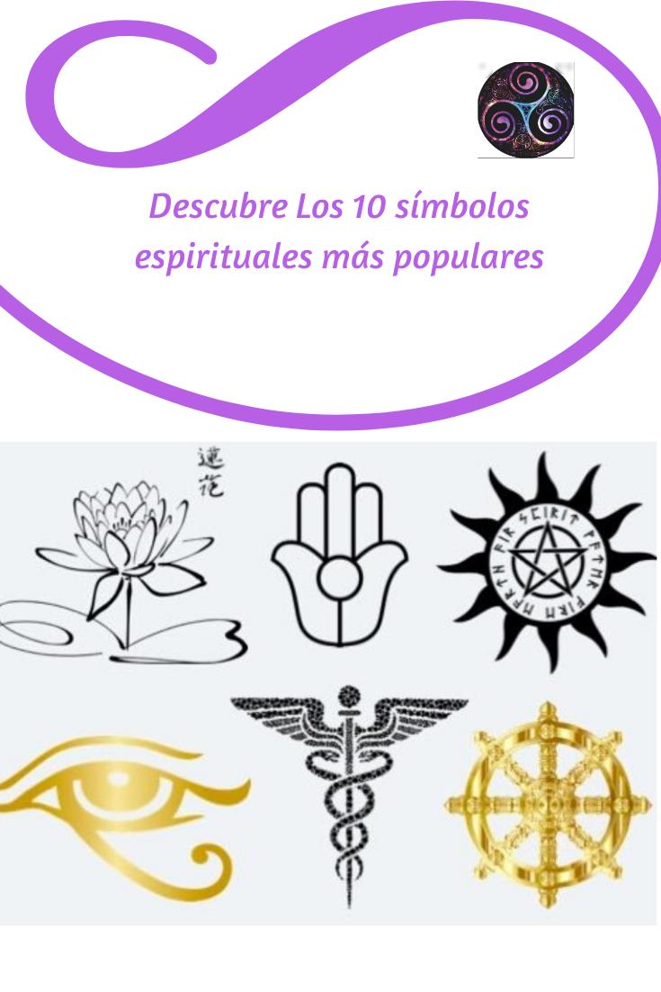 Descubre Los 10 Símbolos Espirituales Más Populares Simbolos Espirituales Espiritualidad Imagenes De Simbolos