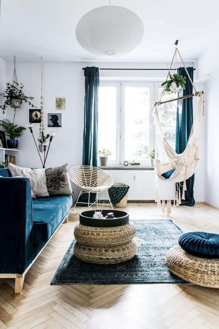 Salon : 50 inspirations pour l'aménager