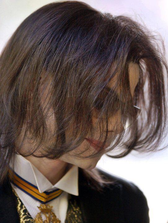 <3 Michael Jackson <3 - love his hair here