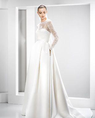Elegant Classics The Jesus Peiro Bridal Nanda Devi Collection Onefabday Com Uk Wedding Dresses Silk Bridal Dress Wedding Dress Couture