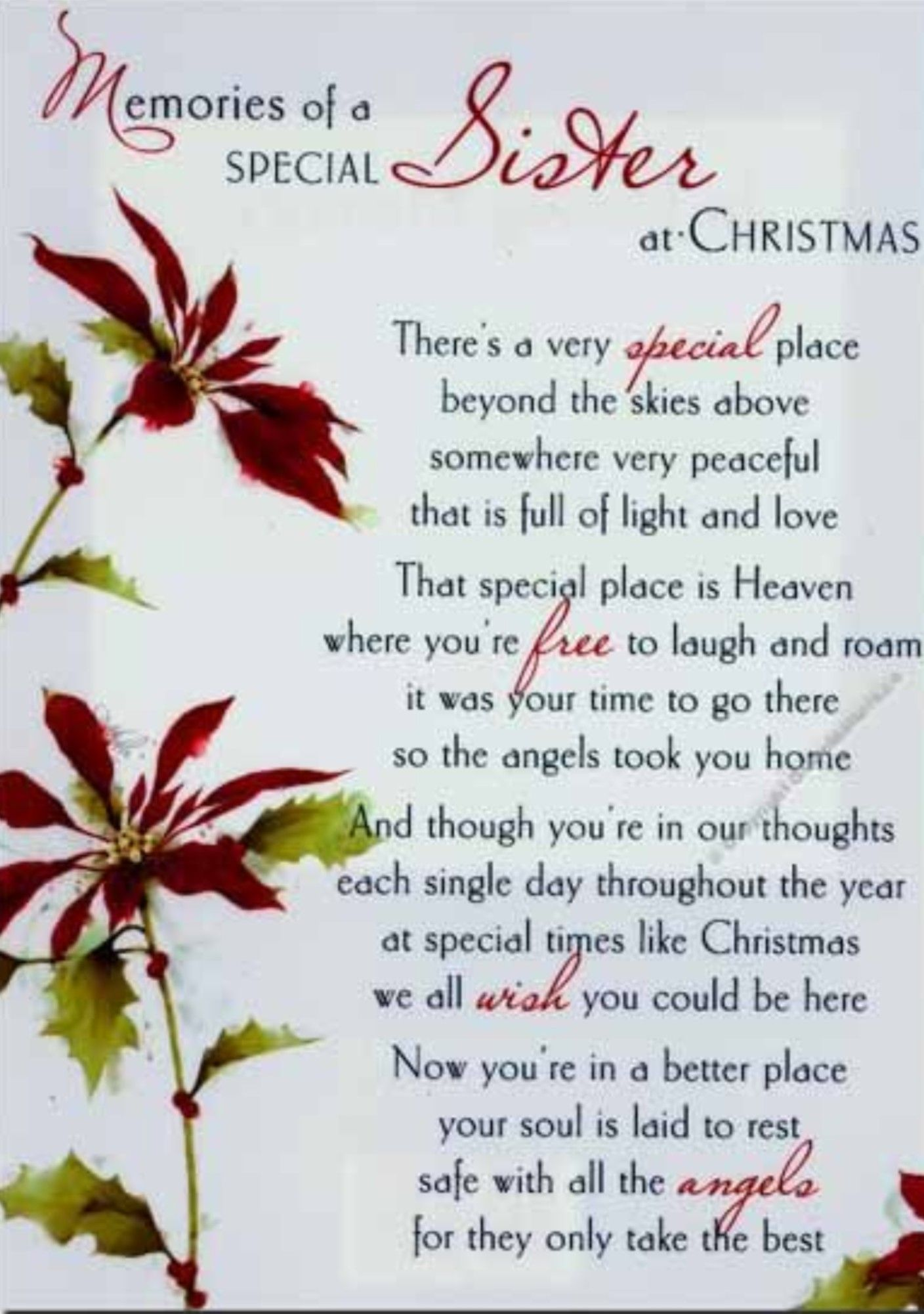 My Second Christmas Without You Debbie I Miss You So Much Sister In Heaven Sister Poems I Miss My Sister