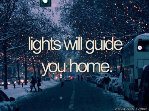 Fix You Coldplay Scenery Photo Baby Cold