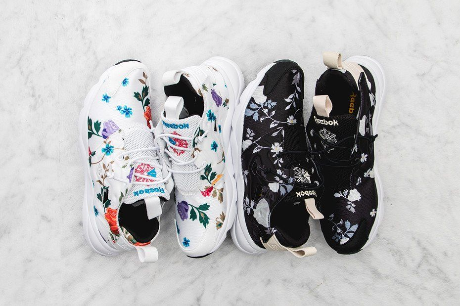 Reebok Furylite SR 'Floral' Pack | Footwear | Adidas zx flux