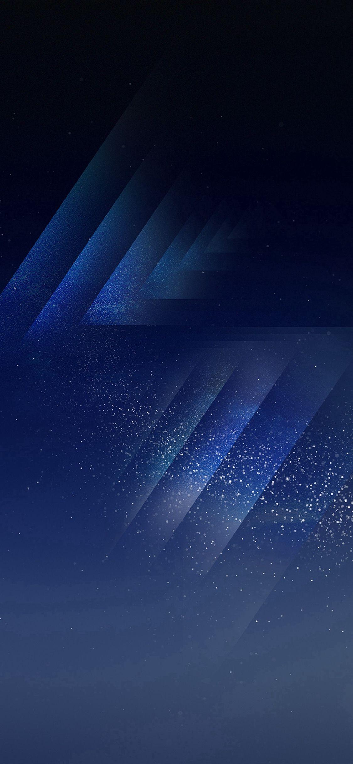 Galaxy S8 Android Dark Star Pattern Background Iphone X Wallpaper Galaxy Wallpaper Wallpaper Background Patterns