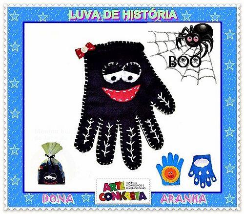 LUVA DE HISTÓRIA