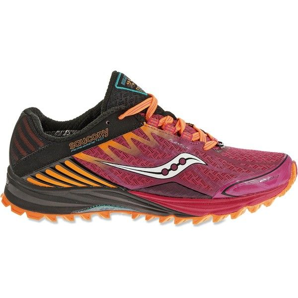 3d6ed096ada5 Saucony Peregrine 4 Trail-Running Shoes ( 110) found on Polyvore