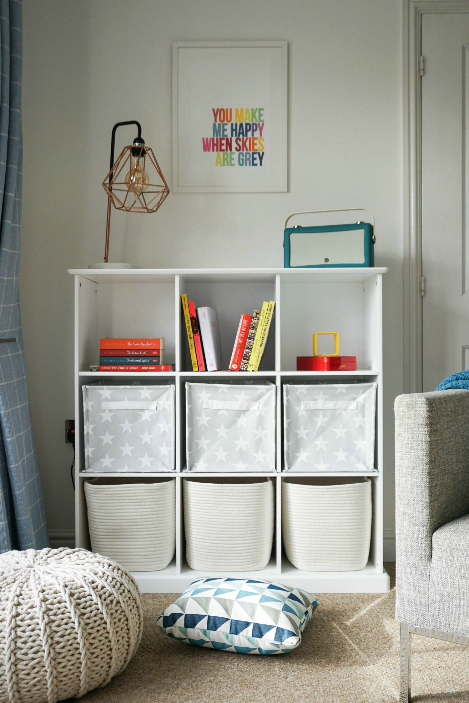 Six Ways With The Abbeville Cube Storage Range Cube Storage  # Muebles Jugueteros Ikea